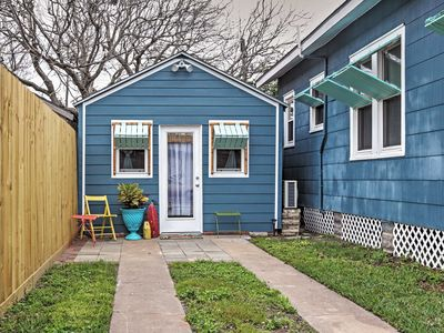 Photo for 'The Little Wave' Galveston Home 3 Blocks to Water