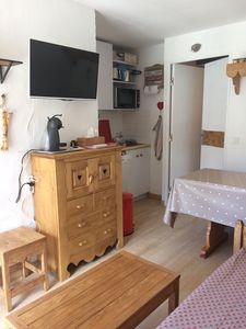 Photo for In Residence 3 * - Apartment 5 beds, well equipped - Direct access to the slopes