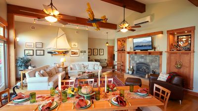 << LOST LODGE @ THE LAKE IS BACK!>> Sumptuous 4BR/4BA Home on Lake Champlain....