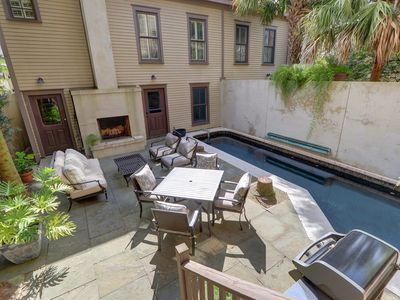 Photo for Beautiful Shared Private Pool | 5*Clean | Flex Cancelation | Grocery Delivery