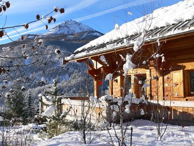 Photo for Nice chalet 7 min walk from the slopes