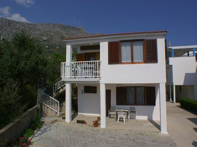 Photo for Apartment in Podaca (Makarska), capacity 4+0
