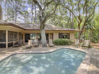 Photo for 2 Willow Oak - 3 Bedroom Home + Den, 2 Living Areas, Pool & Golf Course View