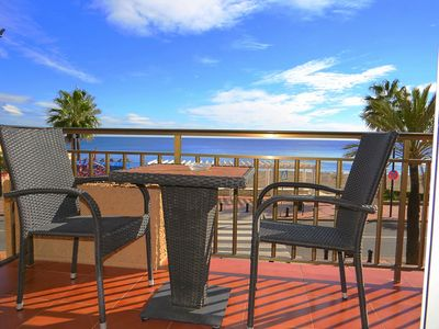 Photo for Ref: 214 - 2 bedroom apartment facing the sea in the heart of Fuengirola