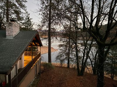 Photo for LAKEFRONT...#1 Location on Lake....NEW LISTING!!  Summer 2020 still available.