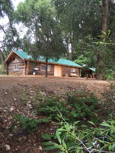 Photo for Hand Crafted Log Cabin, minutes away from your outdoor adventure