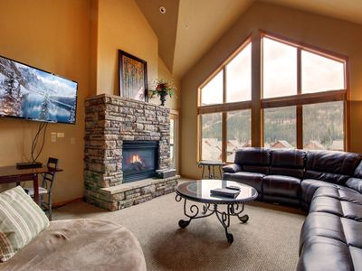 Photo for Homey 3 Bedroom Condo Centrally Located in Keystone, Perfect for the Whole Family!