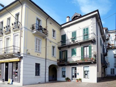 Photo for Apartment in Pallanza (Verbania), Lago Maggiore - Lake Orta - 4 persons, 1 bedroom