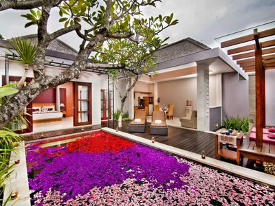 Photo for Seminyak Luxury 1 Bed Private Pool Villa