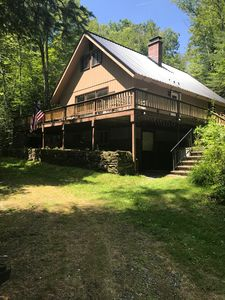 Photo for Clean Comfortable Chalet Located In The Heart Of The White Mountains