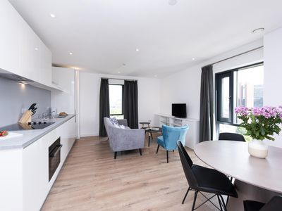 Photo for Stunning Brand New 2BR City Apartment