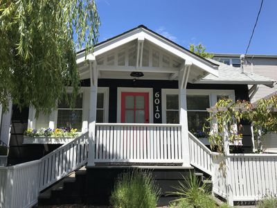 BRAND NEW KITCHEN! Charming 100 year old home - 1 Block from Beach Drive
