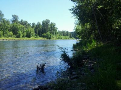Clackamas River Front Oregon City