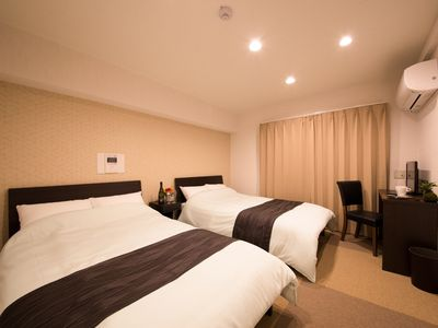 Photo for Standard Twin Room / Osaka Osaka