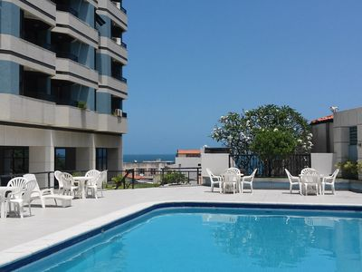 Photo for Apartment in Barra - located 200 meters from the sea and the carnival.