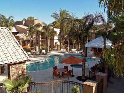Photo for Resort Style living in North Scottsdale - Poolside