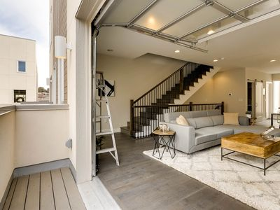Photo for Beautiful luxury home in heart of Cherry Creek with amazing rooftop