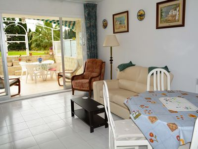 Photo for Spacious Apartment With Large Sunny Private Terrace in Fantastic Location.