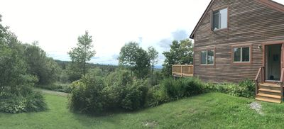 Your vacation spot in the beautiful NE Kingdom of VT. Great Views, Private Pond.