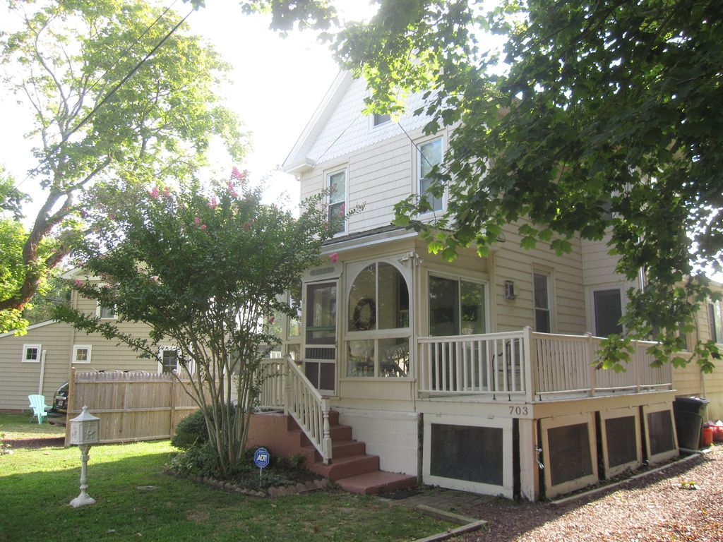 Tarasivka -  Charming Victorian Home in West Cape May