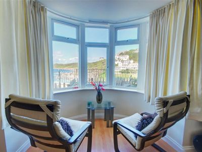 Photo for Vacation home Waves End in Barnstaple and Braunton - 2 persons, 1 bedrooms