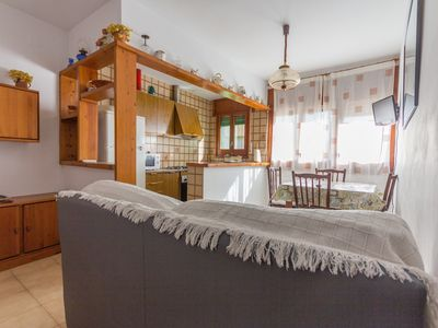 Photo for APARTMENT IN DOWNTOWN WITH BALCONY, AIR AND WIFI_S. JOAN II