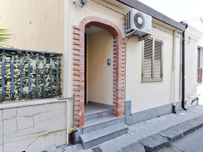 Photo for Independent house in the center-Casale Papandrea area 2km from the sea near Taormina-Etna