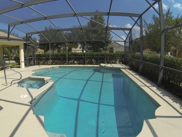 Executive Villa,  Private S./facing Pool w/spa. Disney World, Universal ++more
