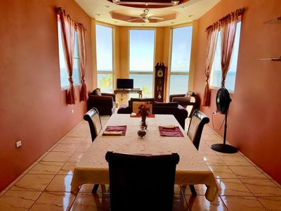 See Belize Sea View 2-Bedroom PENTHOUSE