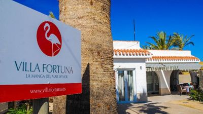Photo for Villa Fortuna, Rural house in La Manga, ideal for families, pets allowed