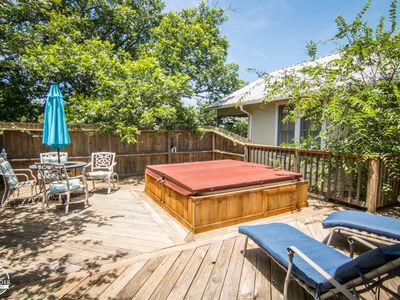 Photo for Escape the city life; minutes from local vineyards; private hot tub; sleeps 6