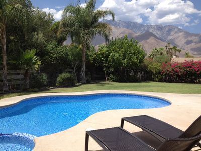 Photo for Casa Avalon Palm Springs | Modern Spanish Style Home w/ Beautiful Pool