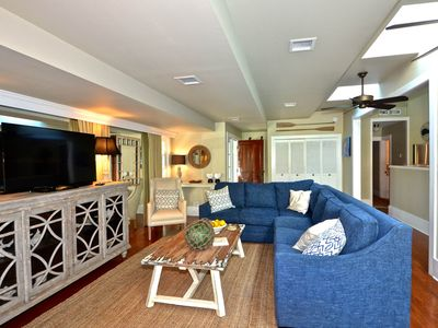 Photo for Welcoming home w/ private pool & covered porch - walk to dining & attractions