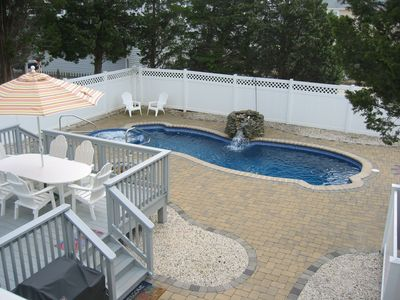 Photo for Beautiful LBI Home with Heated Pool