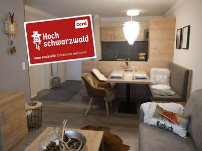 Photo for Apartment / app. for 4 guests with 47m² in Feldberg (Black Forest) (127339)