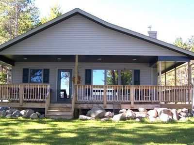 Photo for LAKE ALICE Home-Tomahawk, ~WI~ - Handicapped Accessible-PET FRIENDLY