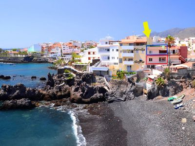 Amazing seafront apartments, charming fishermen village, terrace, free WIFI