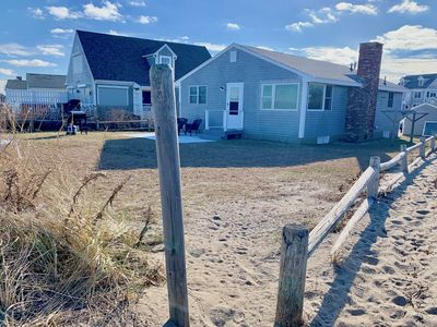Photo for Classic Cape Cod Beachfront Rental
