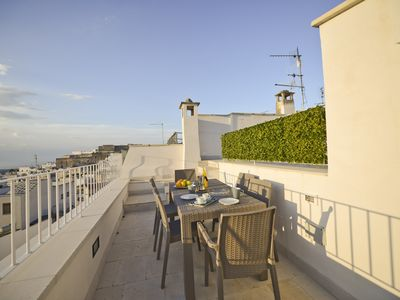 Photo for Scirocco Apartment with terrace