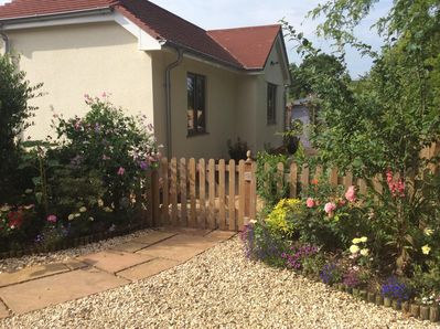 The gateway to your holiday home and garden