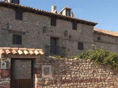 Photo for Self catering La Abuela de Vicente for 12 people