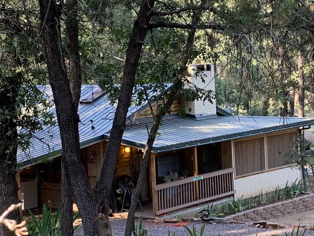 Private Darling Cozy Cabin In The Tonto National Forest Pine