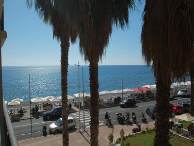 Photo for Apartment Menton, studio flat, 4 persons