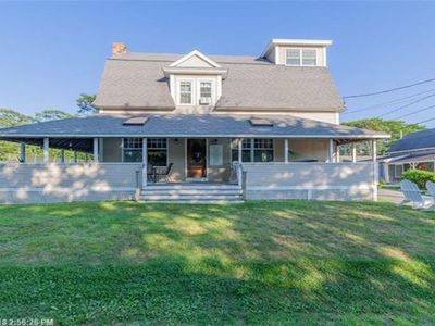 Photo for Water Views, Wrap Around Porch, 3 BR Coastal Home