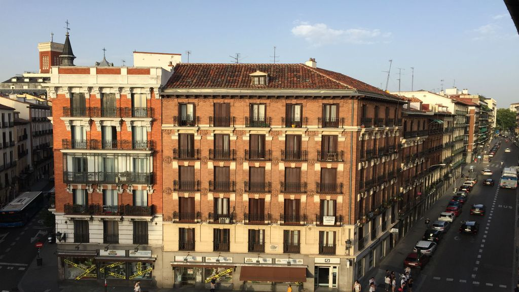 Charming And Bright Apartment In Madrid Center Brunete