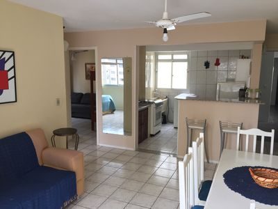 Photo for Sea court, 2 bedrooms, air conditioning, wi-fi, garage, 06 people. CN 205