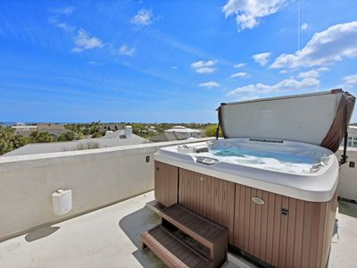 Photo for Luxury, Rooftop Hot Tub on Terrace, Private Home, Elevator