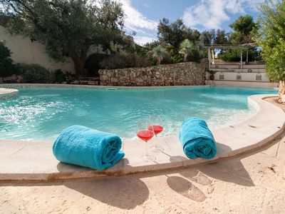 Photo for Country Resort in Torre Suda with 2 bedrooms sleeps 5