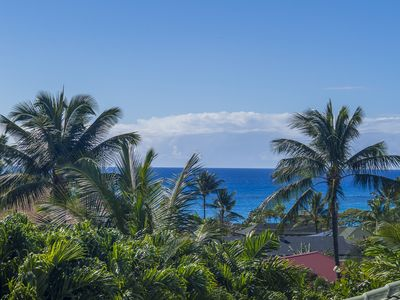 Photo for Steps from Poipu Beach, Beautifully Updated Manualoha Condo w/Ground Floor Entry