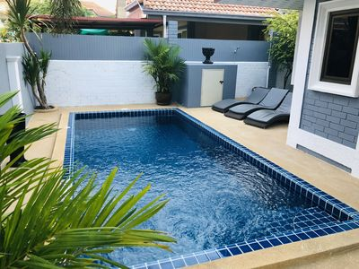 Photo for Villa 3 Bedroom with Swimming Pool near Walking Street